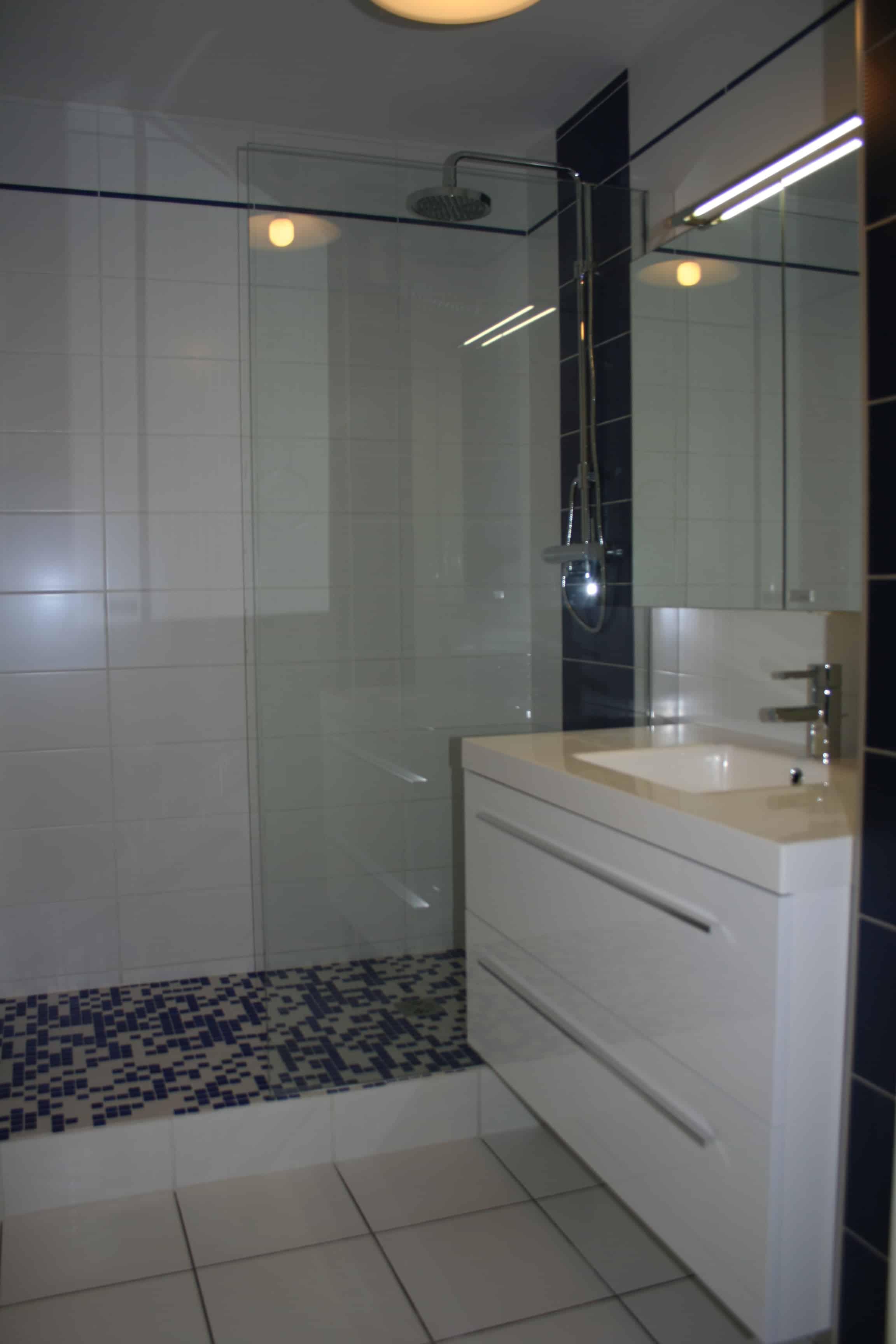 Salle De Bain Artisan ~ olivier poulain artisan cr ation r novation de salles de bains